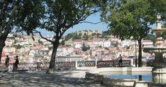The Best of Lisbon | O Melhor de Lisboa - Top 10 Lisbon Attractions, As 10 Grandes Atrações de Lisboa - Miradouro de São Pedro de Alcântara, Lisboa