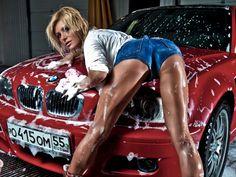 #Sexy #Girls #BMW