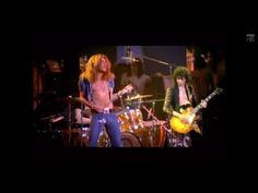 Live @ 5 Extra: Led Zeppelin Performing 'Black Dog' 1973 in New York | Ken Dashow on Q104.3