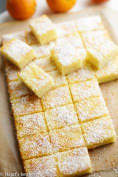 Marokkaanse sinaasappelcake