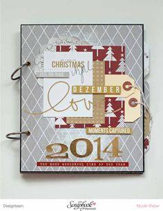 Ja is' denn heut scho' Weihnachten … [Teresa Collins - Tinsel & Company] | kreativbezirk.de