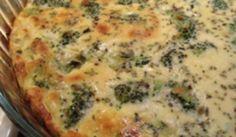 Broccoligratäng LCHF - Graffan - Recept