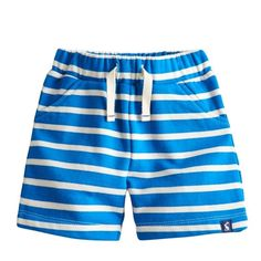 **Sale** Baby Buddy Jersey Shorts in Electric Blue Now £6.95 down from £9.95