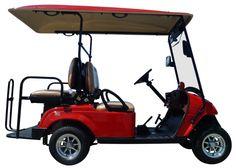 4 Passenger Street Legal Golf Cart - $8,950.00