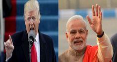 Bharat Khabar provides India & International news in Hindi, US President Donald Trump to talk to Narendra Modi.