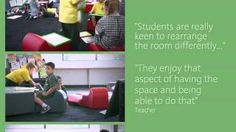 Learning spaces - YouTube