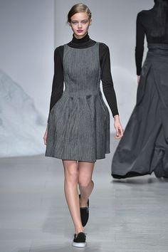#SIMONGAO #Vogue #DianaMoroz #IMGModels #fashion #LondonFashionWeek #LFW2014 #IMG #LFW14 #London