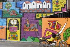 Fernando Llort El Salvador Art Gallery