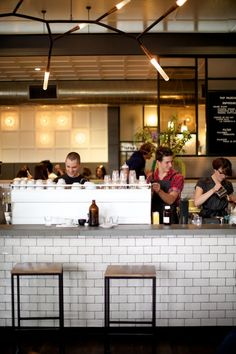handsome coffee roasters in downtown los angeles is certainly for