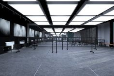 Ballet Studio Ballet Studio, Case Study, Basketball Court, Architecture, Arquitetura, Architecture Illustrations