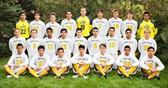 This year's UGF Men's Soccer team.