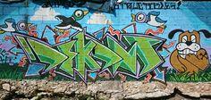 Random grafiti in Mexico