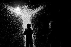 XYZT Les paysages abstraits, Adrien M & Claire B Interactive Exhibition, Interactive Art, Renoir, Digital Light, Digital Art, Monet, Sensory Art, Mediums Of Art, Young Art
