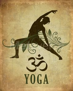 yoga art  #yoga  Discover Iyengar yoga at 3 Elephants, Kerala, South India…