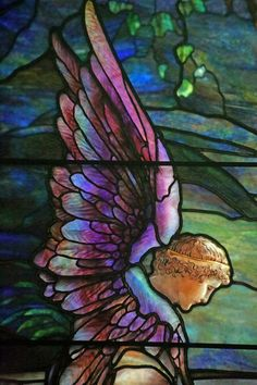 Frederick Wilson, designer | Resurrection (detail), Brydon Memorial Window, before 1910
