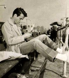 Montgomery Clift, 1949