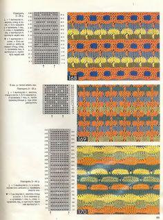 Burda E293 BCE Vzory – Isabela - Knitting 2 – Webová alba Picasa