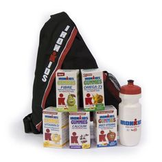 Awesome Prize Pack for winners of IronKids & Todays Parent Colouring Contest! Enter soon. Contest closes Sept 30th!