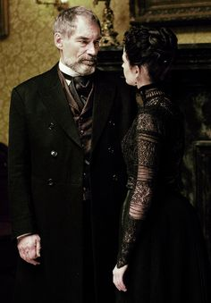 Penny Dreadful, Eva Green as Vanessa Ives Timothy Dalton as Sir Malcolm