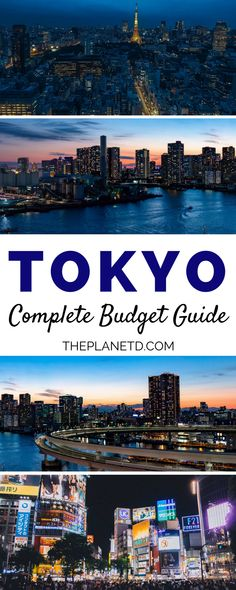 The ultimate guide to exploring Tokyo on a budget. Affordable tips for eating from restaurant dining to street food, tips for finding cheap accommodation (including capsule hotels!) + free sights and attractions in the city. Travel in  Japan. | Blog by the Planet D#Tokyo #Japan
