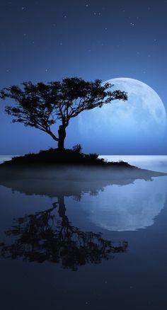 * Blue Moon