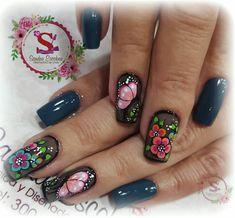 Pretty Nail Designs, Paws And Claws, Butterfly Nail, Nail Decorations, Love Nails, Nail Arts, Trendy Nails, Spring Nails, Hair Beauty