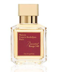 Maison Francis Kurkdjian Baccarat Rouge 540 Eau de Parfum - heaven on earth (cc: Chace)