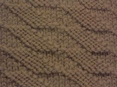 Parallelogram Stitch - Purl Avenue More