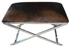 Ottoman for upholstered arm chair