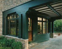 porte cochere Project | Curtis & Windham Architects
