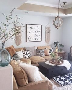 "3,336 Likes, 62 Comments - Jodie & Julie: Twin Sisters (@jodie.thedesigntwins) on Instagram: ""When boho meets farmhouse and they decide to hangout! ✌️That's my living room decor for you in a…"""