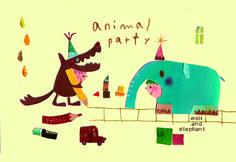 Natsuko Kawatsu / カワツナツコ Paper Collage, Inspiration, Illustration, Art, Book Illustration, Prints