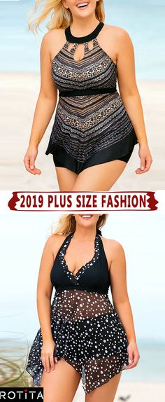 a065fc7491979 I love those fashionable and beautiful Plus Size swimwear from rotita.com.  Find the most suitable and comfortable Plus Size swimwear at incredibly  normal ...