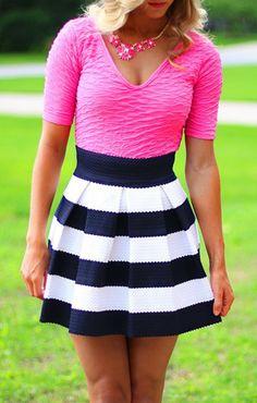 The Bold & Beautiful Skirt in Navy Ғσℓℓσω ғσя мσяɛ ɢяɛαт ριиƨ>>>> Ғσℓℓσω: нттρ://ωωω.ριитɛяɛƨт.cσм/мαяιαннαммσи∂/