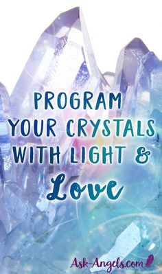 Once you've cleansed your crystals… You're ready to program them! Crystals are very receptive to your intentions and you can let them know what you would like them to help you with. Learn how to program your crystals with light and love. Crystals Minerals, Crystals And Gemstones, Stones And Crystals, Crystal Healing Stones, Crystal Magic, Crystal Ship, Crystal Logo, Quartz Crystal, Rose Quartz