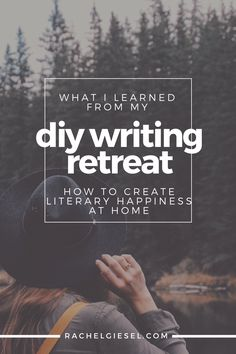 I decided to realign my energy on my writing with a DIY at-home writing retreat. Lucky for me, I had a four-day weekend from my day-job, and I packed those days with literary happiness. I read, I wrote, I lived the writing life I wanted. And I emerged energized, motivated, and passionate. Take a peek at what my DIY writing retreat looked like, what I learned, and how you can infuse these lessons into your life too. Click through to read the whole post!