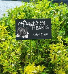 Honor your loved one with the beautiuful outdoor memorial, Engraved on black marble and designed to weather the elements, perfect for the garden this Memorial Day. Outdoor Garden Memorial Personalized Outdoor by SchweitzerCustoms