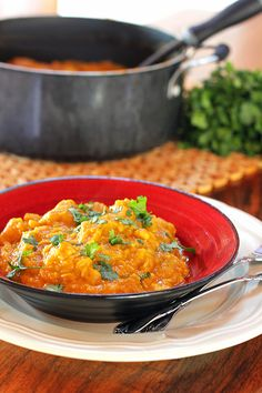 Butternut Squash and White Fish Curry Curry Recipes, Fish Recipes, Veggie Recipes, Paleo Recipes, Soup Recipes, Paleo Meals, Seafood Recipes, Dinner Recipes