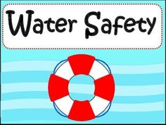Great for the End of the Year. 12 page Water Safety For Kids packet, filled with easy to read text all about general water safety, water safety at a pool, water safety in a lake, water safety in an ocean and comprehension questions throughout. Teach Kids To Swim, Swimming Drills, Swimming Benefits, Camping First Aid Kit, Summer Safety, Rules For Kids, Water Safety, Health Organizations, Safety Tips