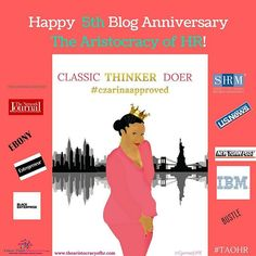 """Five years ago today, I created my blog """"The Aristocracy of HR"""". At that time, I was on a platform called Toolbox for HR. It was a brand new idea for me to be sharing thoughts about my work and travels in HR, but I took the leap. My first article was: To Automate or Not to Automate...That is the Question. It was all about the benefits and drawbacks of introducing technology and automating processes. I haven't stopped writing since then, which is why celebrating five years as a blogger makes…"""
