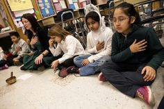 Last month we shared stats from a new report that found 11.6% of U.S. children age 4 to 17 used complementary health approaches in 2012. This article from @wsj takes a look at mindfulness in schools. http://www.wsj.com/articles/can-mindfulness-help-students-do-better-in-school-1424145647