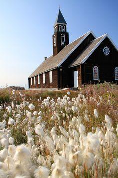 .Chapel in Greenland