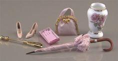 Ladiess accessories set