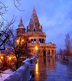 Fisherman's Bastion, Budapest, Hungary - Travel Pedia