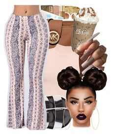 """"""""""" by envymeeeee ❤ liked on Polyvore featuring WearAll, Gypsy Soul, Lime Crime and Lana"""
