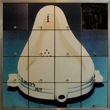 NELSON LEIRNER. Quebra-cabeça, 2001/2009. (Galeria Bergamin)