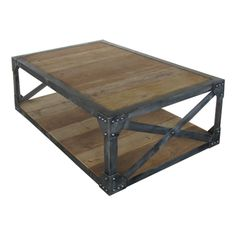 Timothy Oulton Scaffolding Coffee Table -