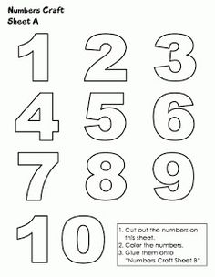 Number 3 Coloring Sheets Luxury Part 343 Fruit Coloring Pages to Print Numbers Preschool, Learning Numbers, Preschool Printables, Coloring Pages To Print, Coloring For Kids, Coloring Sheets, Leaf Coloring, Free Printable Numbers, Printable Letters