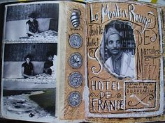 Art Journal/Dan Eldon