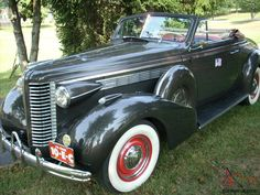 1938 Buick Coupe Interior - Bing Images